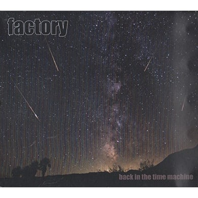 Factory BACK IN THE TIME MACHINE CD