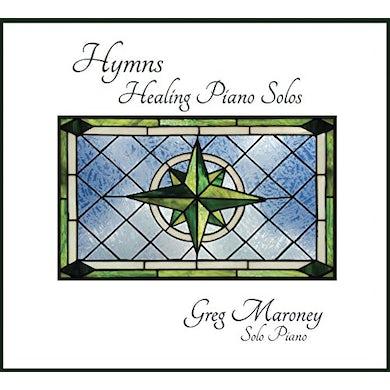 Greg Maroney HYMNS HEALING PIANO SOLOS CD