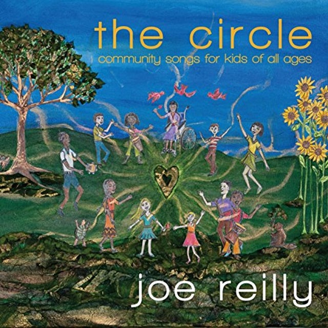 Joe Reilly CIRCLE CD