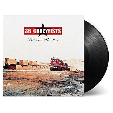 36 Crazyfists BITTERNESS THE STAR Vinyl Record