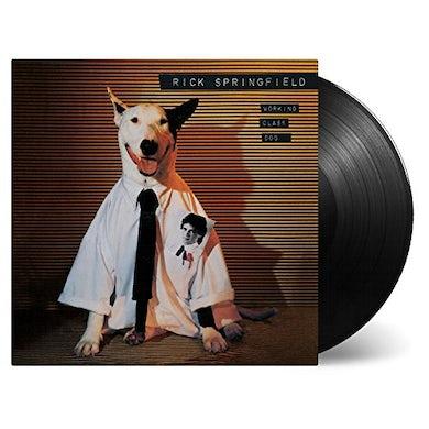Rick Springfield WORKING CLASS DOG Vinyl Record