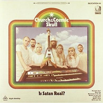 Church Of The Cosmic Skull IS SATAN REAL? Vinyl Record