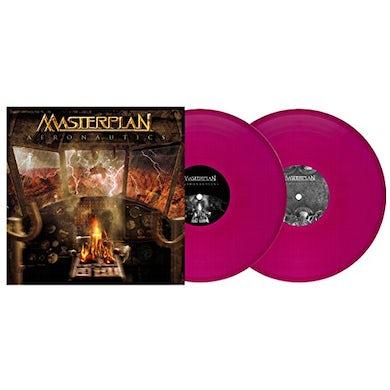 Masterplan AERONAUTICS (MAGENTA VINYL) Vinyl Record