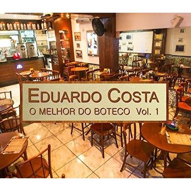 Eduardo Costa O MELHOR DO BOTECO V1 CD