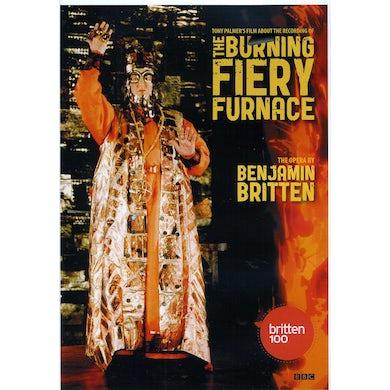 BURNING FIERY FURNACE DVD