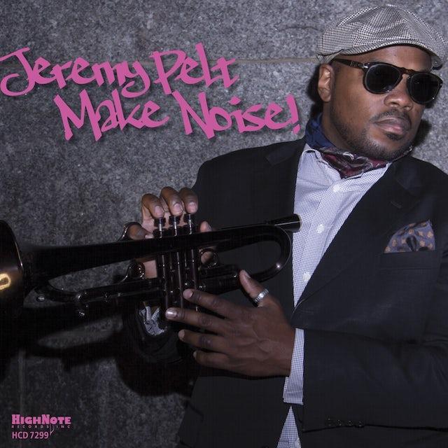 Jeremy Pelt MAKE NOISE CD