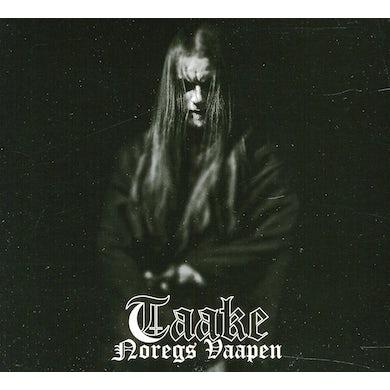 Taake NOREGS VAAPEN CD