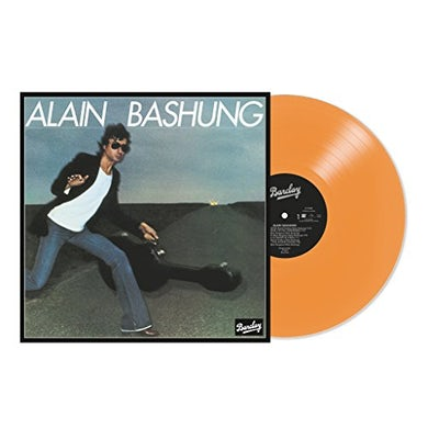 Alain Bashung ROMAN PHOTOS: ORANGE VINYL Vinyl Record