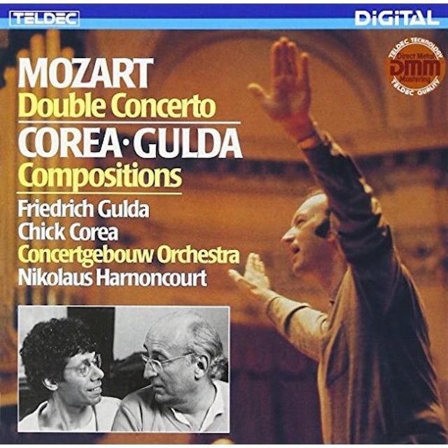 Mozart / Nikolaus Harnoncourt MOZART: CONCERTO FOR 2 PIANOS CD