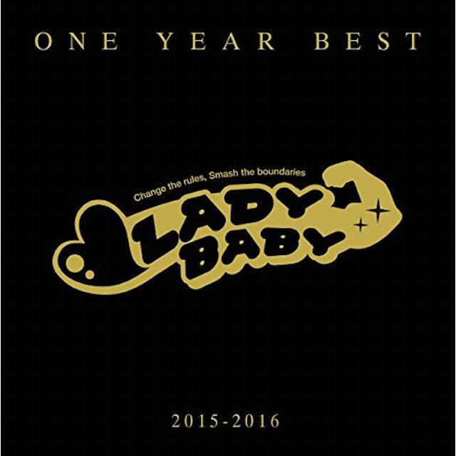 LADYBABY ONE YEAR BEST 2015-2016 CD