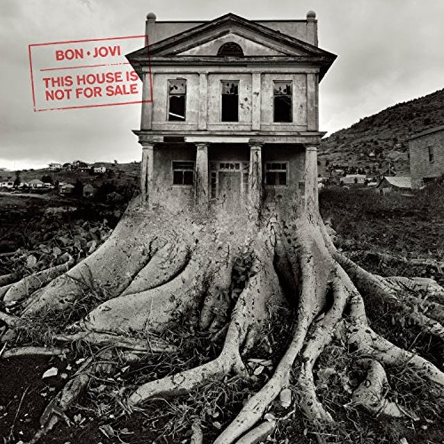Bon Jovi THIS HOUSE IS NOT FOR SALE: JAPANESE DELUXE CD