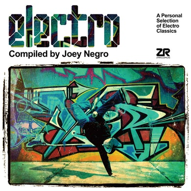 Joey Negro ELECTRO: PERSONAL SELECTION OF ELECTRO CLASSICS CD