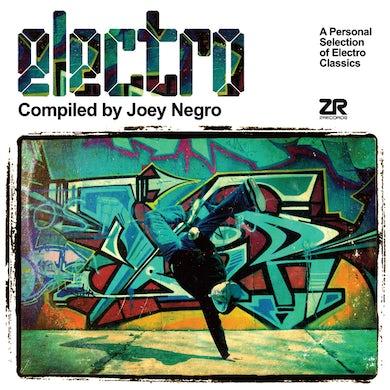 Joey Negro ELECTRO: A PERSONAL SELECTION OF ELECTRO CLASSICS Vinyl Record