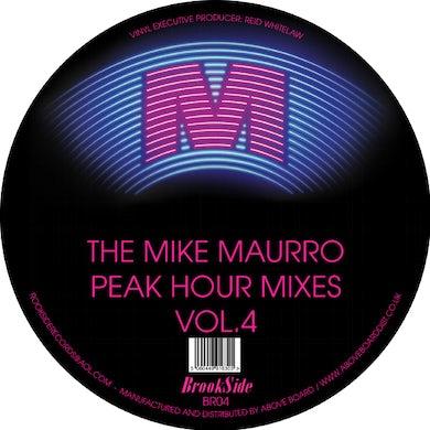 Jones Girls MIKE MAURRO PEAK HOUR MIXES VOL. 4 Vinyl Record