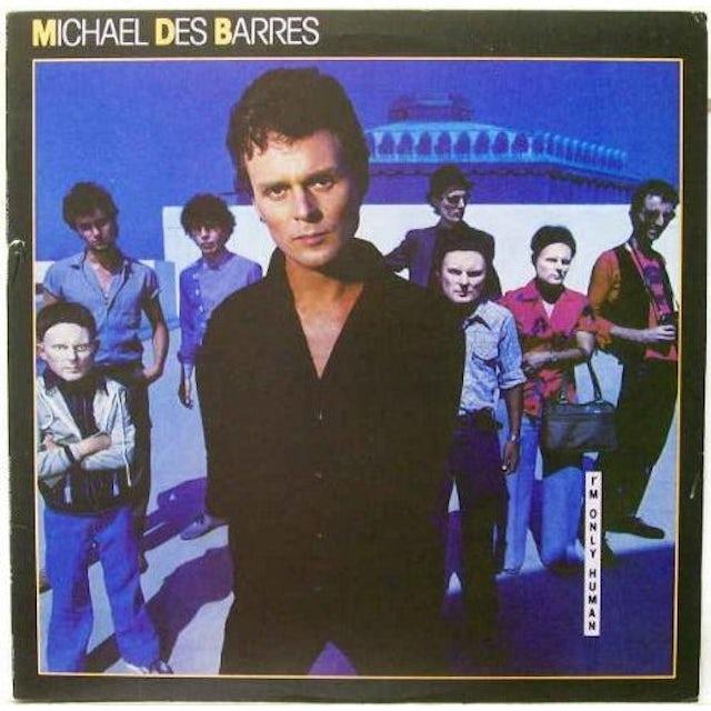 Michael Des Barres I'M ONLY HUMAN CD