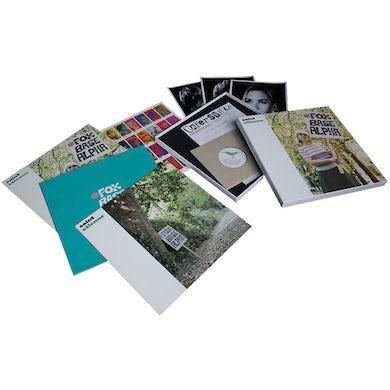 Saint Etienne FOXBASE ALPHA: 25TH ANNIVERSARY EDITION Vinyl Record Box Set