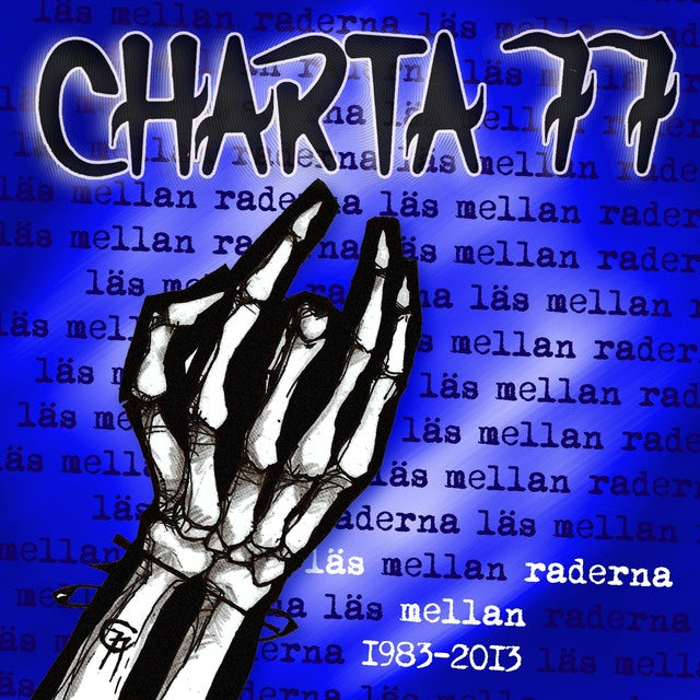 Charta 77 LAS MELLAN RADERNA 1983-2013 Vinyl Record