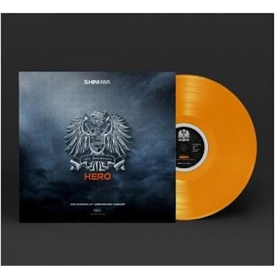 2016 SHINHWA 18TH ANNIVERSARY CONCERT HERO LIVE Vinyl Record