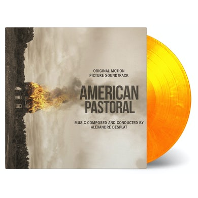 AMERICAN PASTORAL / Original Soundtrack Vinyl Record