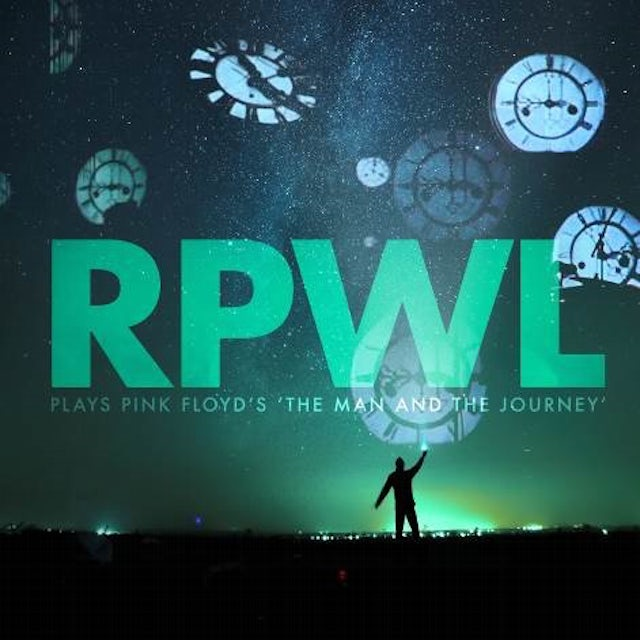 Rpwl PLAYS PINK FLOYD'S THE MAN & THE JOURNEY CD