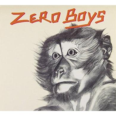 Zero Boys MONKEY CD