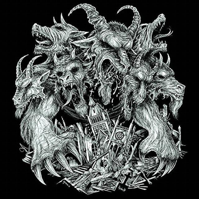 Demoncy FAUSTIAN DAWN CD