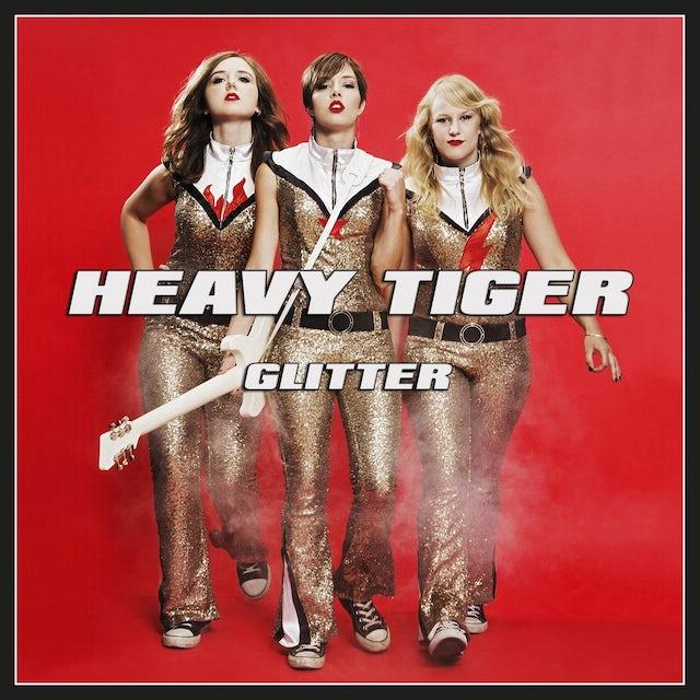 Heavy Tiger GLITTER CD