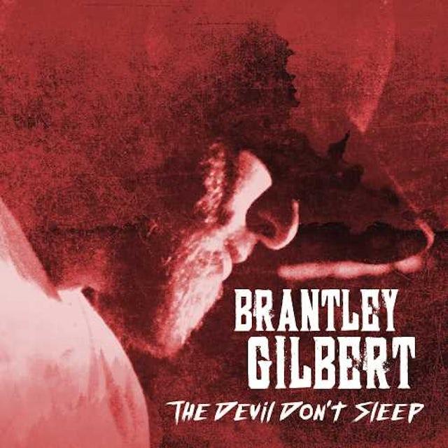 Brantley Gilbert DEVIL DON'T SLEEP CD