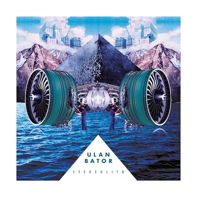 Ulan Bator STEREOLITH Vinyl Record