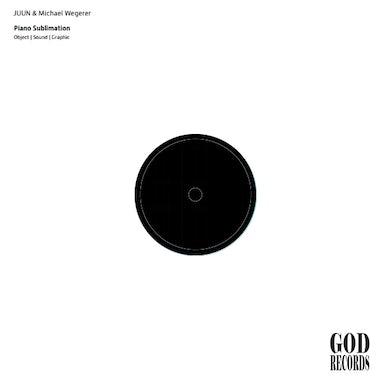 Juun Wegerer / Michael Wegerer PIANO SUBLIMATION Vinyl Record