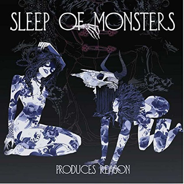 SLEEP OF MONSTERS PRODUCES REASON CD