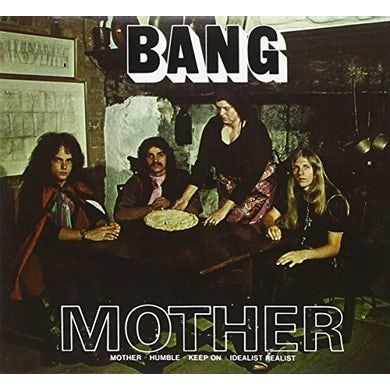 Bang MOTHER / BOW TO THE KING CD