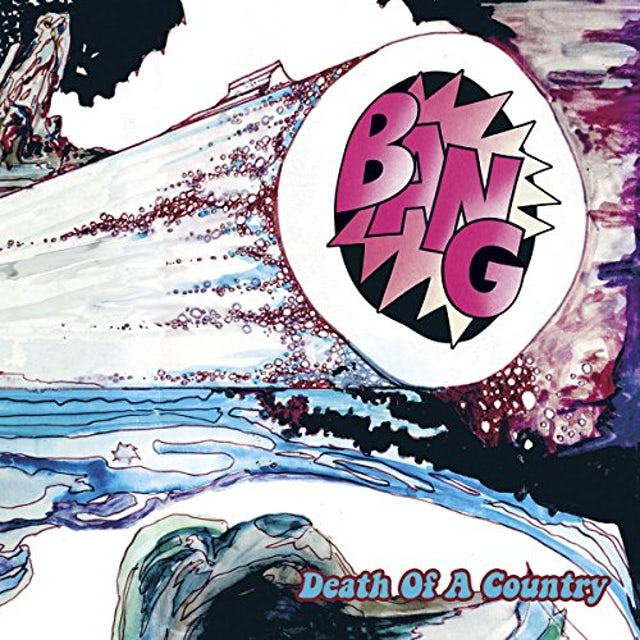 Bang DEATH OF A COUNTRY CD
