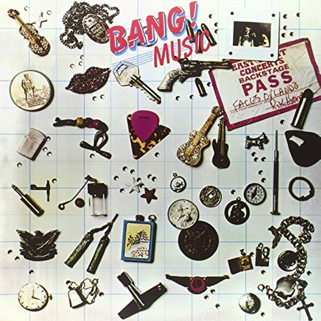 Bang MUSIC & LOST SINGLES Vinyl Record