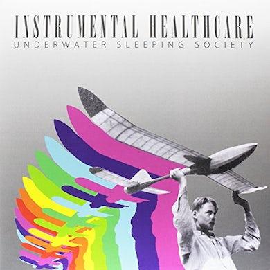 Underwater Sleeping Society INSTRUMENTAL HEALTHCARE Vinyl Record