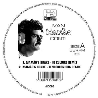 Ivan Conti MAMAO'S BRAKE / AH QUE LEGAL Vinyl Record