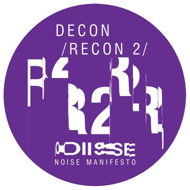 Decon / Recon 2 / Various Vinyl Record