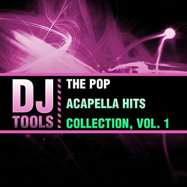 DJ Tools POP ACAPELLA HITS COLLECTION 1 CD