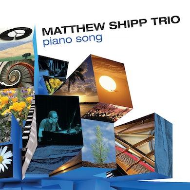 Matthew Shipp PIANO SONG CD