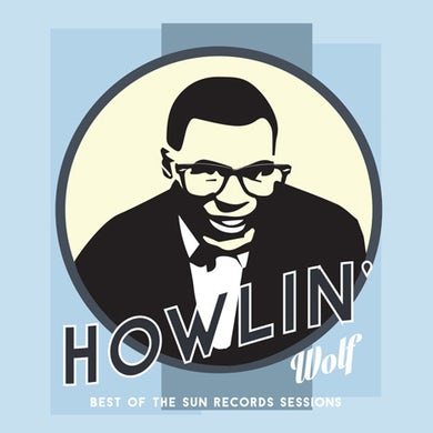 Howlin' Wolf BEST OF THE SUN RECORDS SESSIONS Vinyl Record