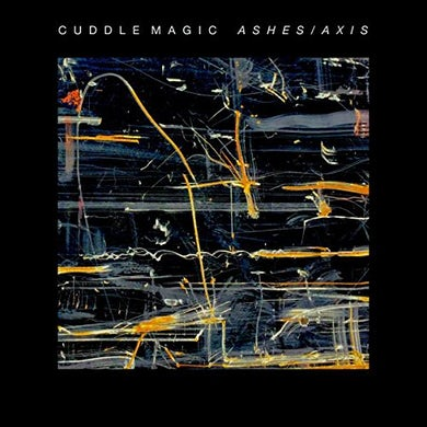 Cuddle Magic ASHES / AXIS Vinyl Record