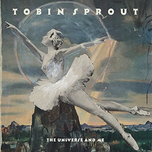 Tobin Sprout UNIVERSE & ME CD