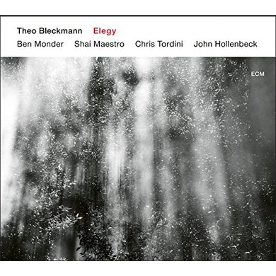 Theo Bleckmann ELEGY CD