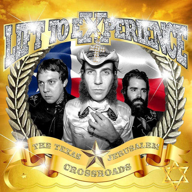 Lift to Experience TEXAS-JERUSALEM CROSSROADS CD