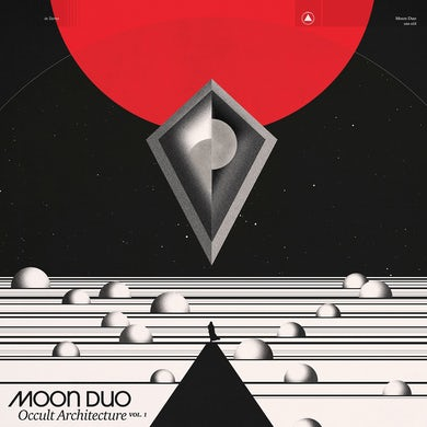 Moon Duo OCCULT ARCHITECTURE 1 CD