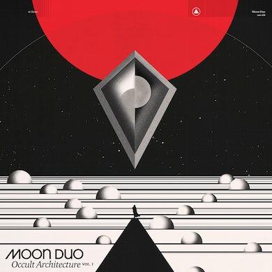 Moon Duo OCCULT ARCHITECTURE 1 Vinyl Record