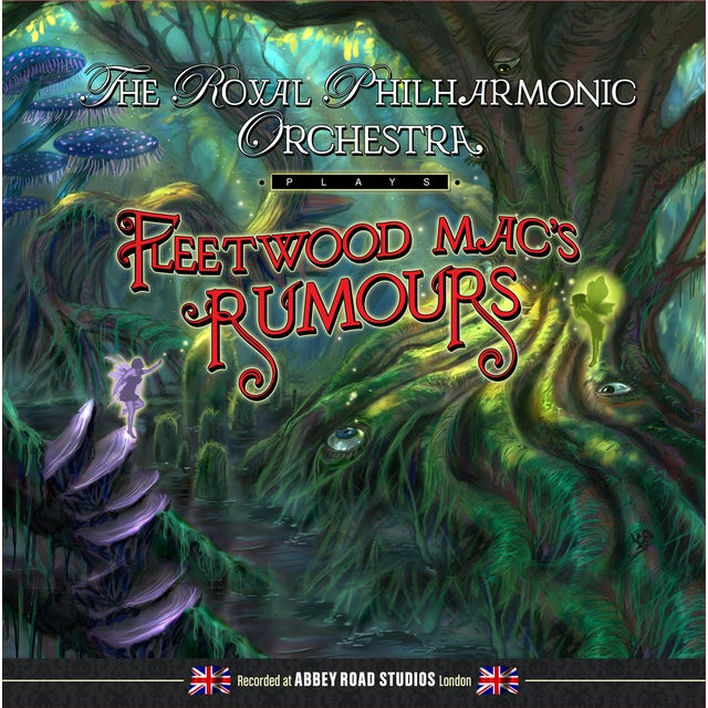 Royal Philharmonic Orchestra PLAYS FLEETWOOD MAC'S RUMOURS CD