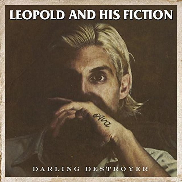 Leopold & His Fiction DARLING DESTROYER CD