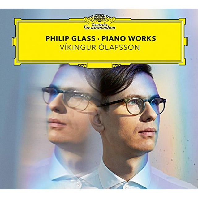 Vikingur Olafsson PHILIP GLASS: PIANO WORKS CD