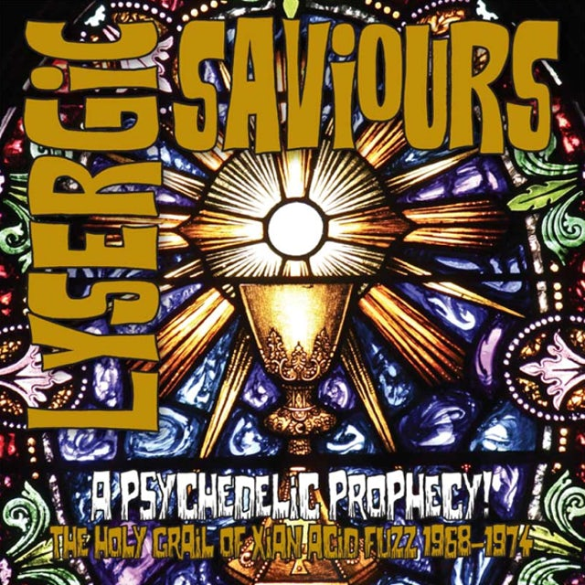 Lysergic Saviours: Psychedelic Prophecy / Various CD